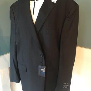Jos A Bank Men's jacket size 52 Long navy NWT